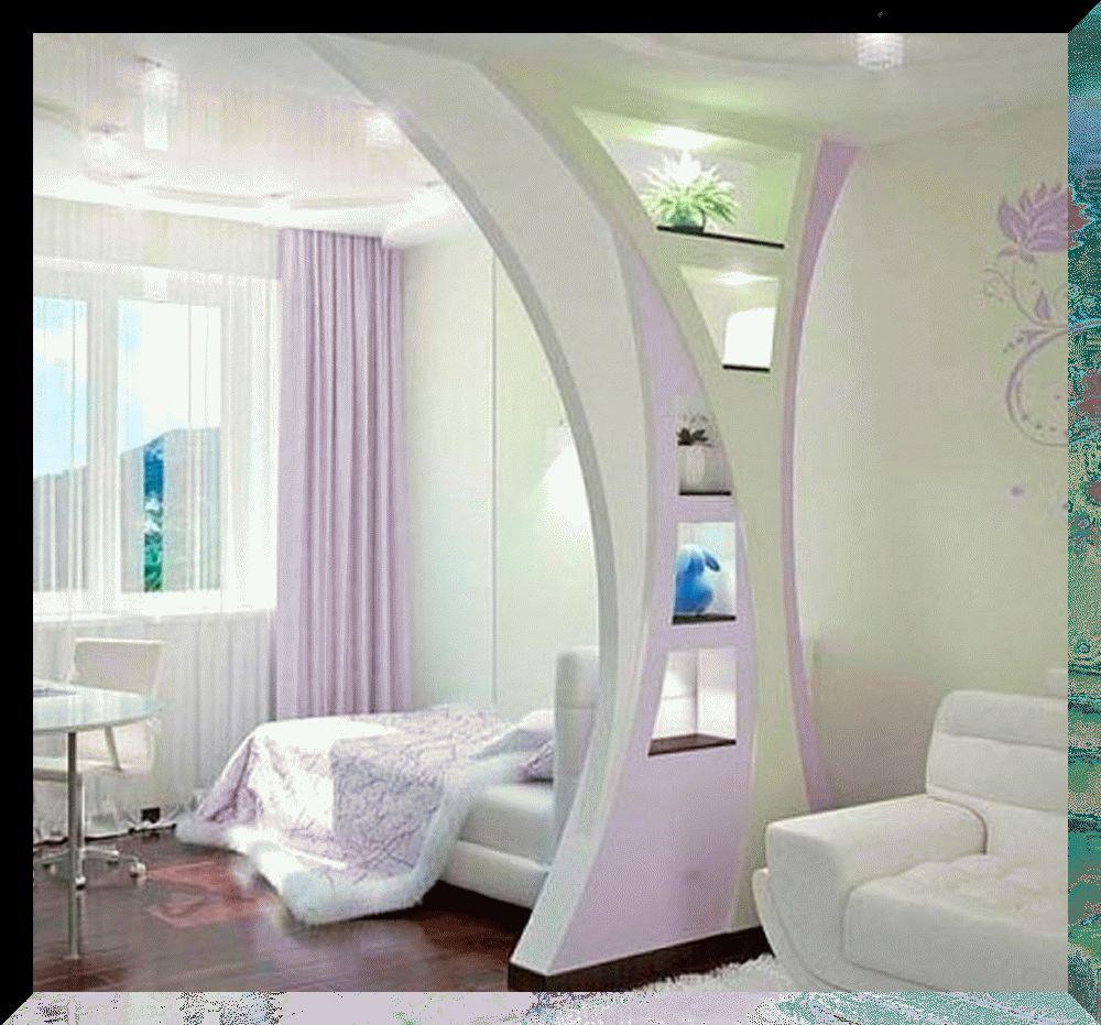 Красивые арки из гипсокартона в гостиной фото